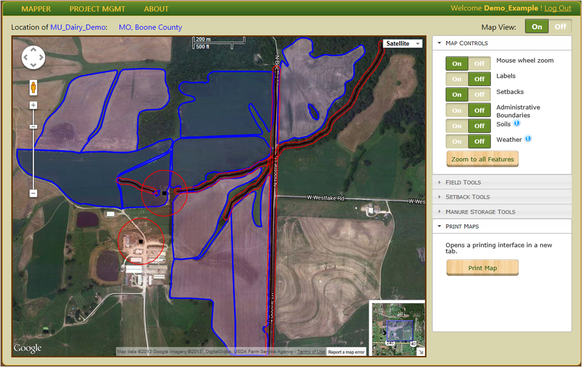 NMTracker: a smarter way to manage manure